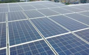 Solar Power Plant in Coimbatore (India) - Excess Energy