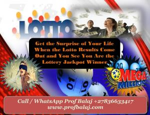 Lottery Spells in UK   Simple Lottery Spells That Work Immediately - Lottery Spell Chant Call +27836