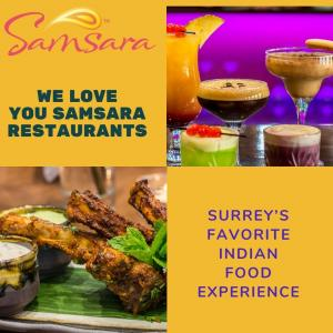 Surrey's Favorite Indian Food Experience