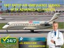 Top-Rated Life-Care System by Medivic Air Ambulance Services in Varanasi