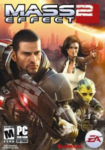 MASS EFFECT 2 Laptop/Desktop Computer Game.