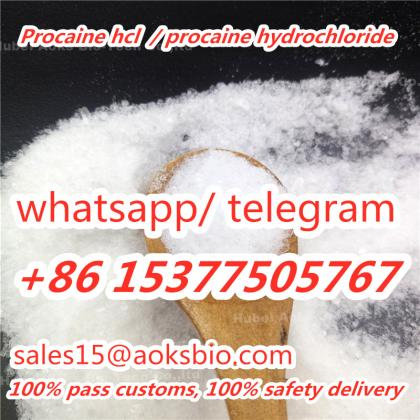 best price buy procaine hydrochloride procaine hcl 51-05-8 from China top supplier