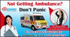 Get a Renowned Road Ambulance Service in Patna – Medivic