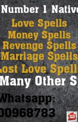 PSYCHIC READING WITH PROPHET MARTIN +27731804765