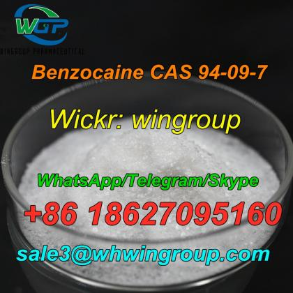 Buy Benzocaine CAS 94-09-7 supplier from China Whatsapp+8618627095160