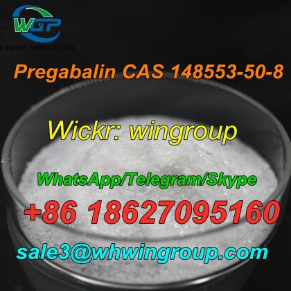 Top sale Pregabalin raw powder CAS 148553-50-8 in stock Whatsapp+8618627095160