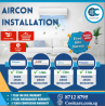 AIRCON INSTALLATION SINGAPORE - AIRCON INSTALLATION