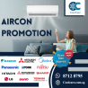 Aircon Promotion / Aircon Installation